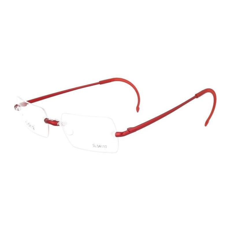 Occhiali da vista CLICK 12 METALLIC COLORS ROSSO 302