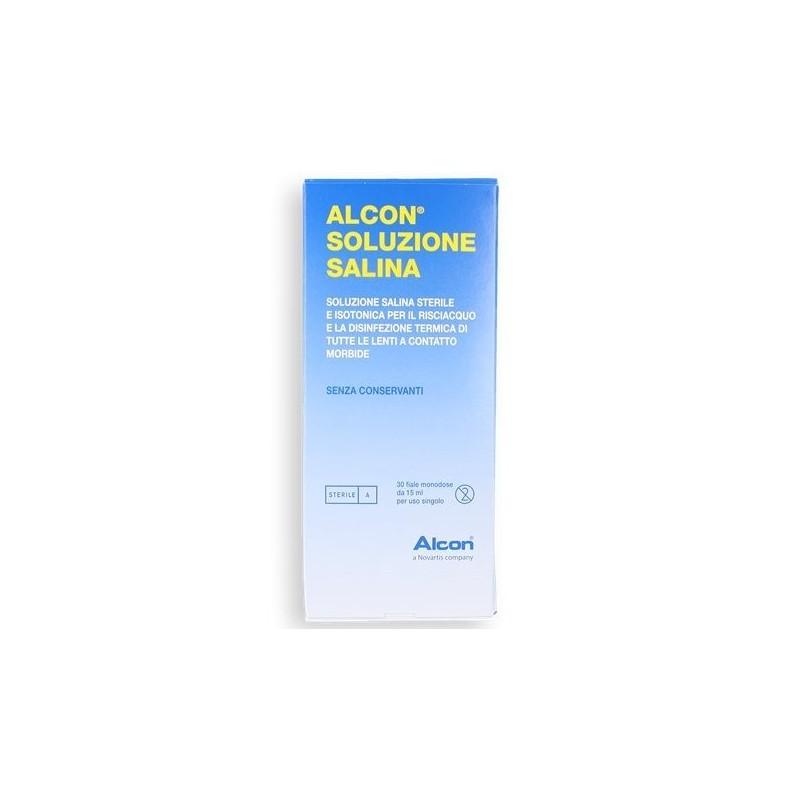 Liquidi Salina Monodose 30 x 15ml