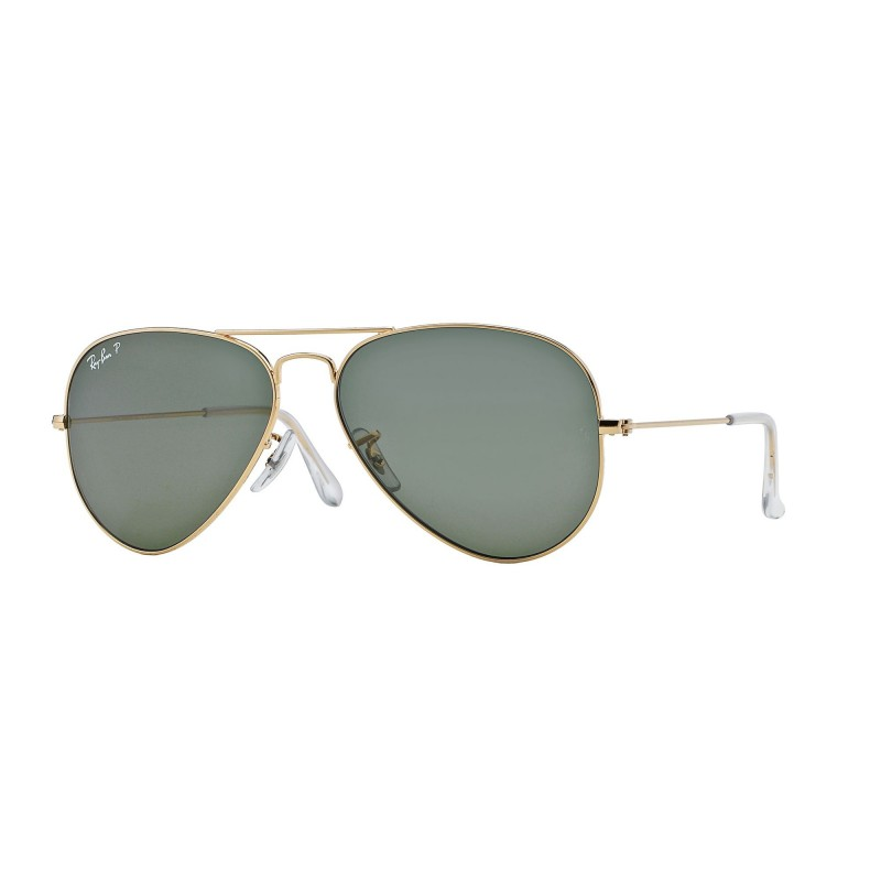 Occhiali da sole RAY BAN AVIATOR LARGE METAL RB 3025 001-58 58