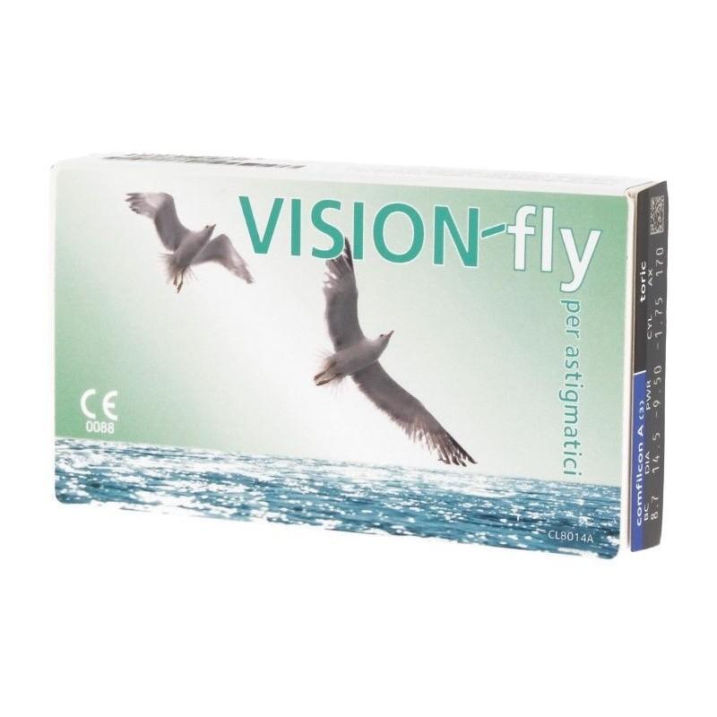 Lenti a contatto Vision Fly Per Astigmatici