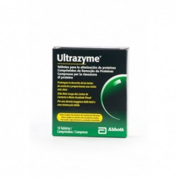 Ultrazyme 10 compresse
