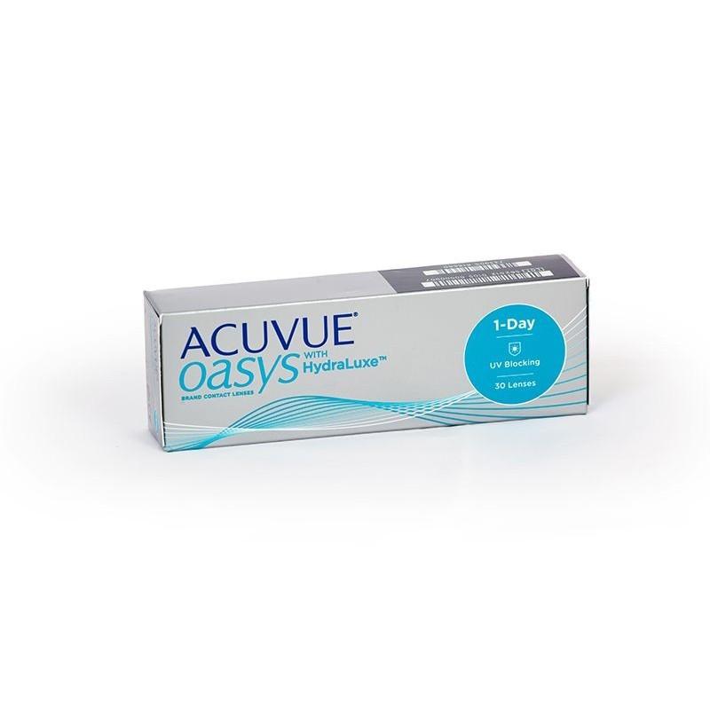Lenti a contatto Acuvue OASYS 1 DAY HydraLuxe 30 lenti