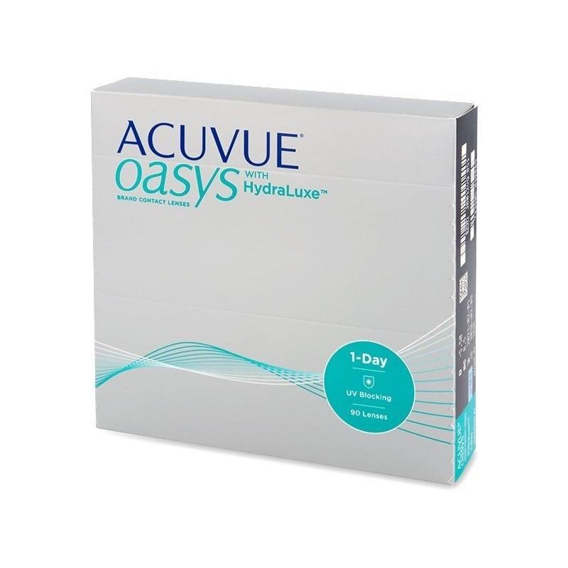 Lenti a contatto Acuvue OASYS 1 DAY HydraLuxe 90 lenti
