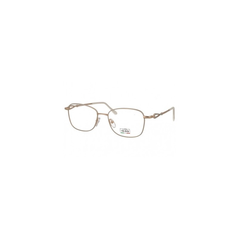 Occhiali da vista LUXOL 19.69 AE167 SILVER GOLD 53