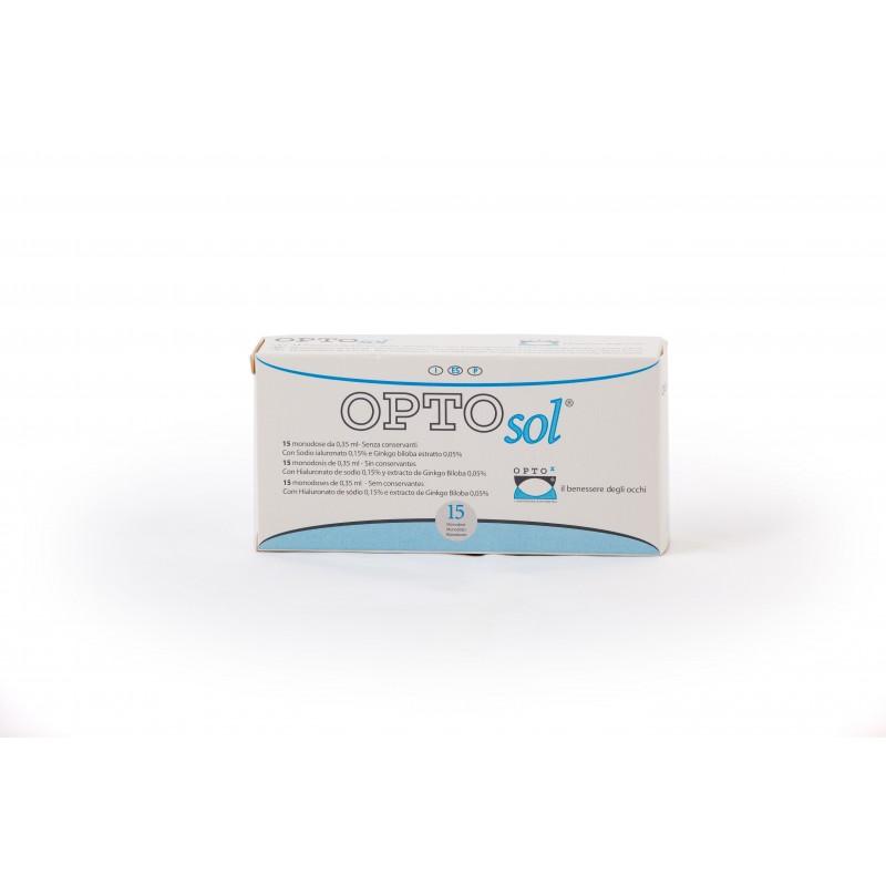 Liquidi Opto Sol 15x0.35ml