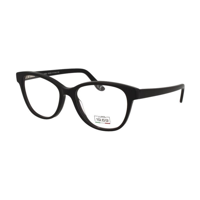 Occhiali da vista LUXOL 19.69 AG510 BLACK 49