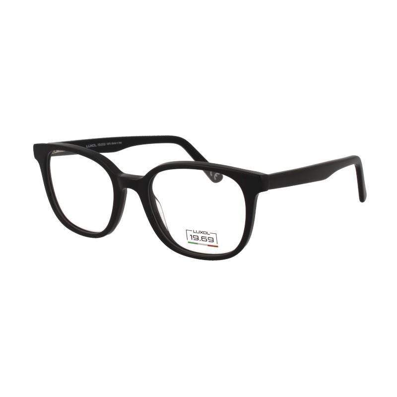 Occhiali da vista LUXOL 19.69 AG512 BLACK 47
