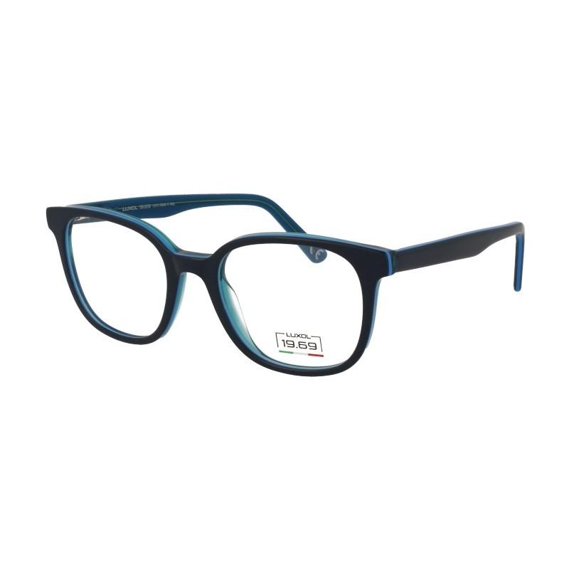 Occhiali da vista LUXOL 19.69 AG512 BLUE 47