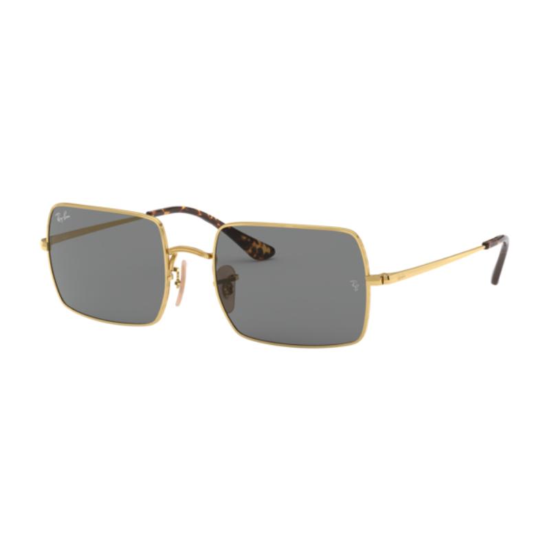 Sun Glasses RAY BAN RECTANGLE RB 1969 9150/B1 54