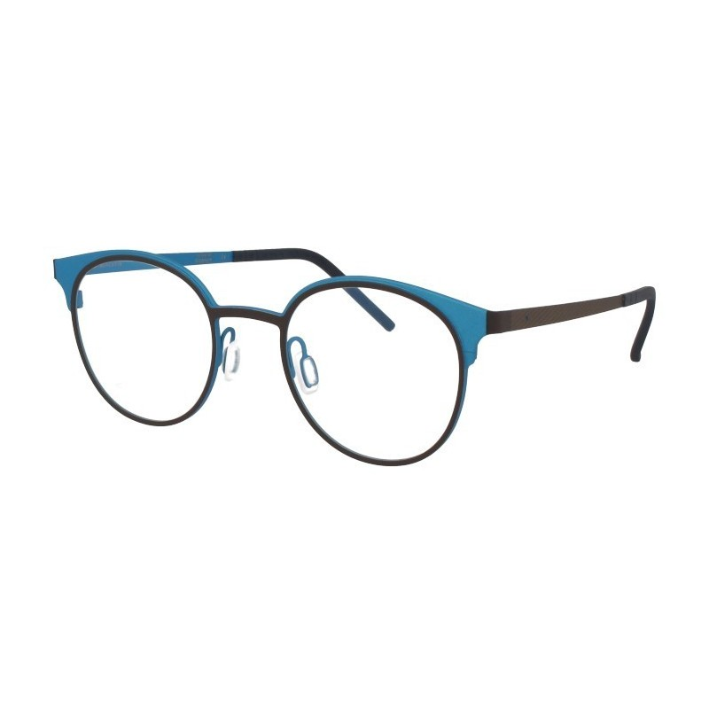 Occhiali da vista BLACKFIN CHARLESTON BF840 MARRONE AZZURRO 930 47
