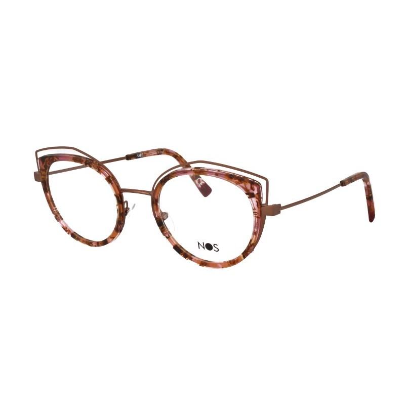 Occhiali da vista NOS S528 ROSA 50