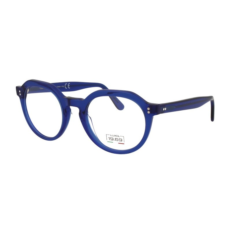 Occhiali da vista LUXOL 19.69 AE746 BLUE 49