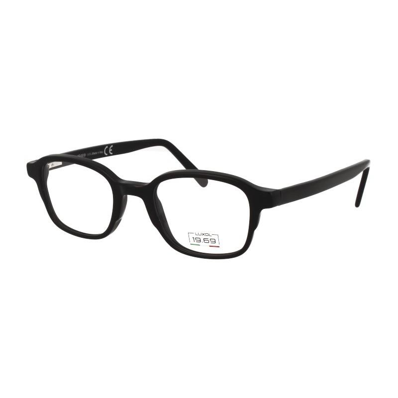Occhiali da vista LUXOL 19.69 AE736 BLACK 46