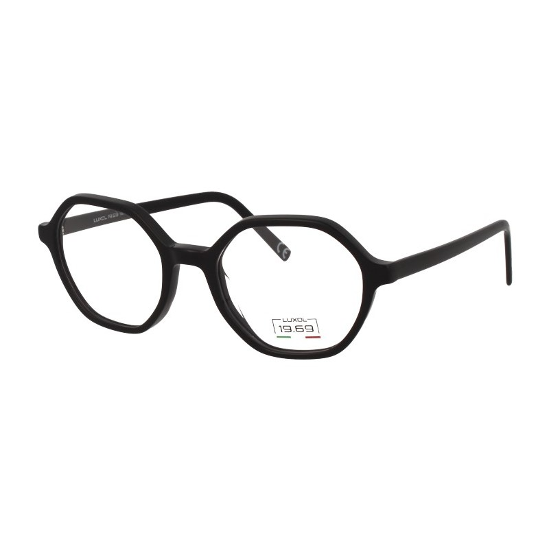 Occhiali da vista LUXOL 19.69 AG511 BLACK 47