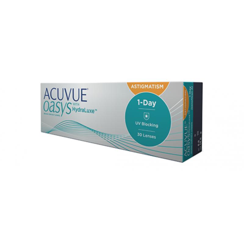 Lenti a contatto Acuvue OASYS 1 DAY FOR ASTIGMATISM