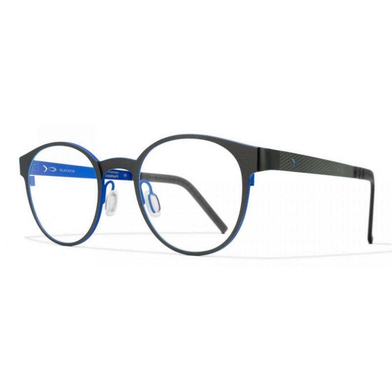 Glasses BLACKFIN KEY WEST BF 728 BLU NERO 956 46