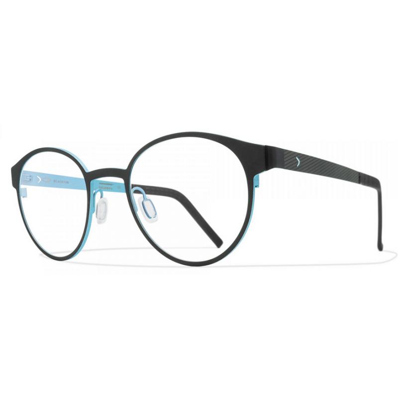 Occhiali da vista BLACKFIN RIVERSIDE BF 866 AZZURRO GRIGIO 528 50