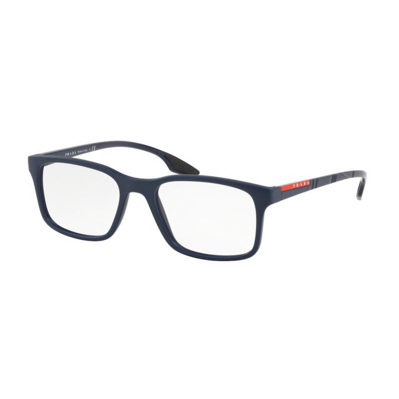 Occhiali da vista PRADA LINEA ROSSA VPS 01L TWY-1O1 54 MATTE BLUE