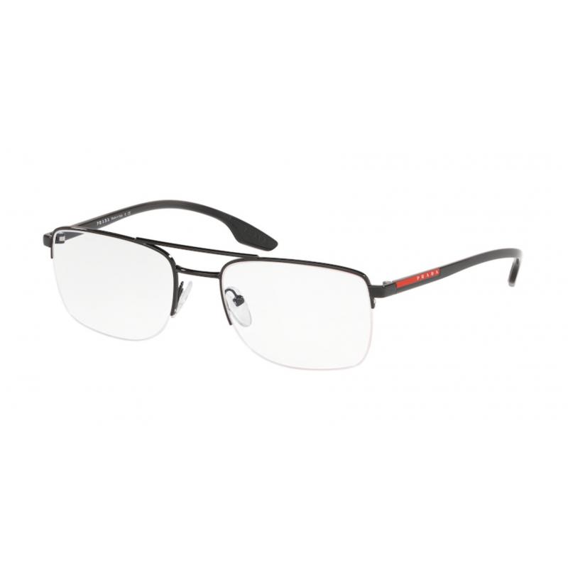 Occhiali da vista PRADA LINEA ROSSA VPS 51M 1AB-1O1 53 BLACK