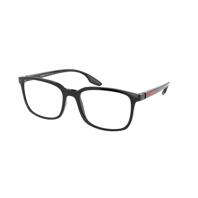 Occhiali da vista PRADA LINEA ROSSA VPS 05M 1AB-1O1 55 BLACK
