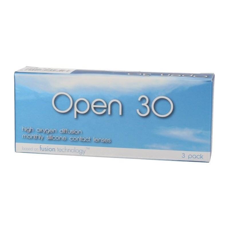 Lenti a contatto Safilens Open 30 3 lenti