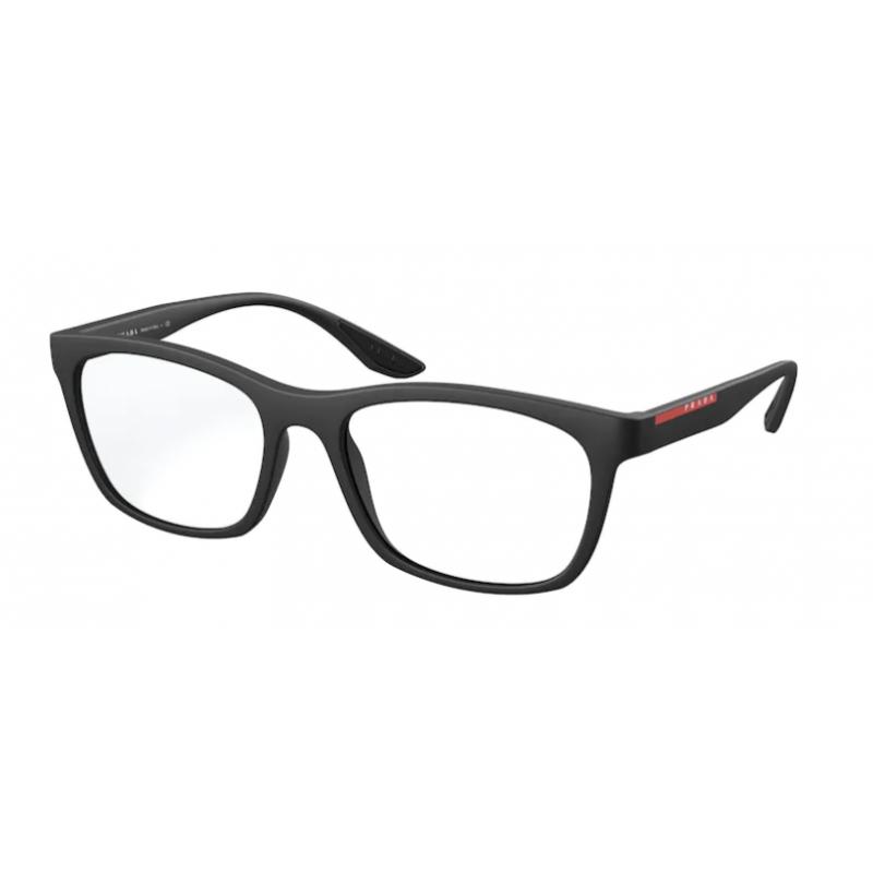 Occhiali da vista PRADA LINEA ROSSA VPS 02N DG0-1O1 55