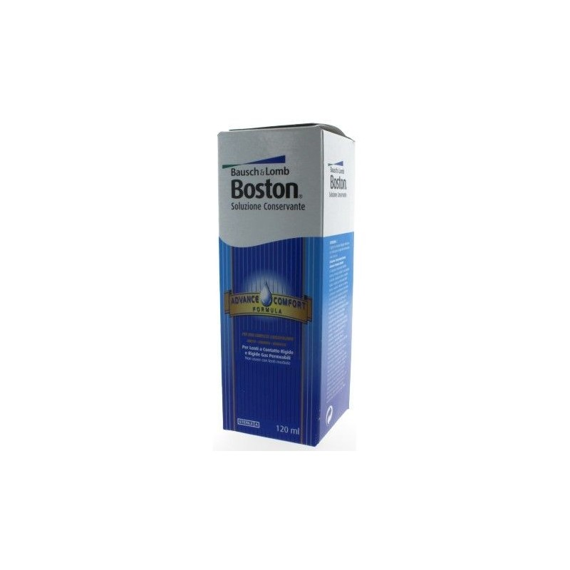 Liquidi Boston Conservante 120ml