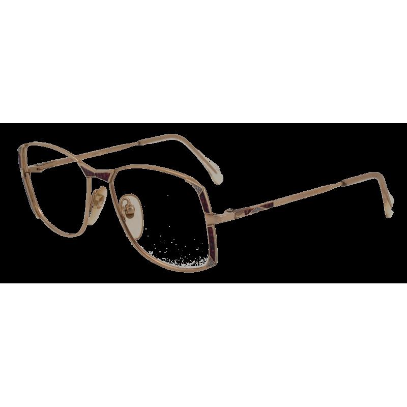 Occhiali Vintage DESIL SARA ORO 52