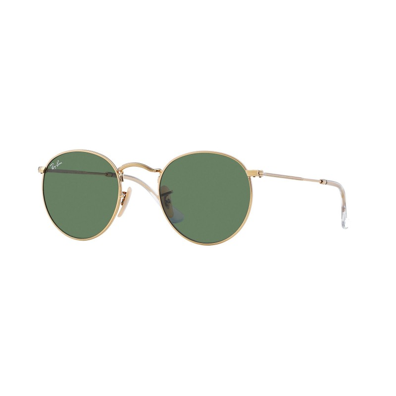 RAY BAN ROUND FLAT RB 3447 001 50