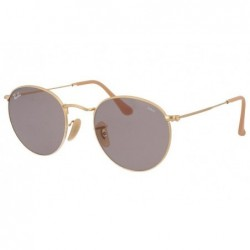 RAY BAN ROUND METAL EVOLVE...