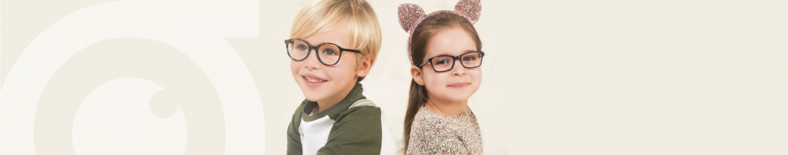 Occhiali da vista da bambino | Ottica Franceschetto